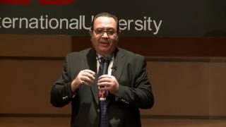 حقق حلمك بالاصرار و العزيمة | Prof.Mohamad Shehadeh Agha | TEDxArabInternationalUniversity