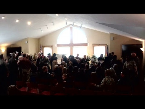 Tommy Baca Funeral January 6 2018 Mullare Murphy Funeral Home