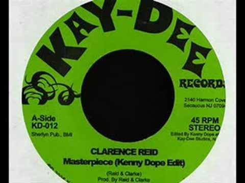 Clarence Reid - Masterpiece