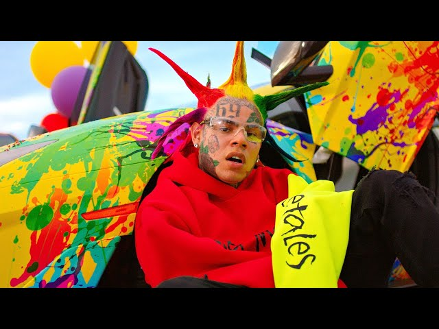 6IX9INE - TUTU (Official Music Video)