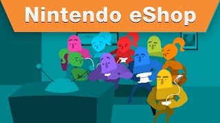 Nintendo eShop - Runbow Launch Trailer
