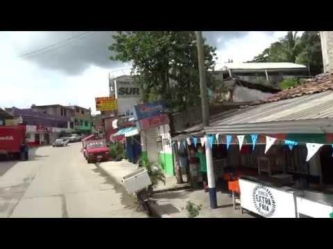 PUTLA Villa De Guerrero Oaxaca Mexico 2014 Entrada