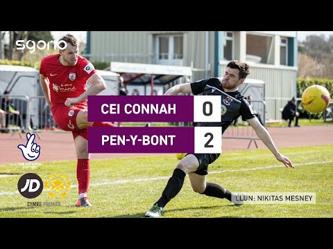Connahs Q. Penybont Goals And Highlights