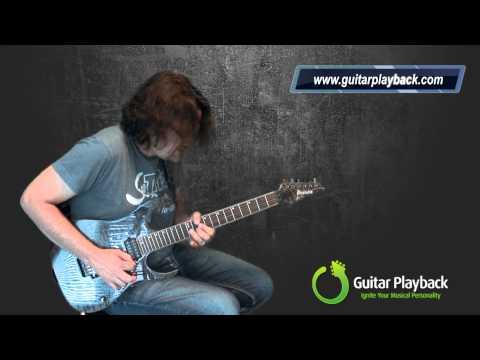 Spiritual Aeolian Guitar Solo