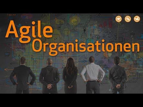 Aufzeichnung des Webtalks Agile Organisationen