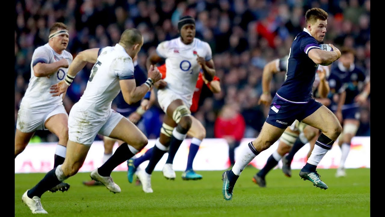 d376a262099 Short Highlights: Scotland v England | NatWest 6 Nations. Guinness Six  Nations
