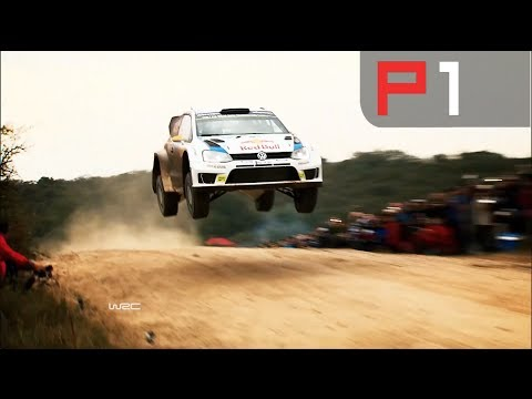 WRC - Jari-Matti Latvala Wins Rally Argentina 2014