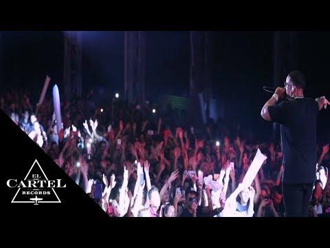 Daddy Yankee - #TamoEnvivoTour Rosario y Cordoba, Argentina 2017 (Live)