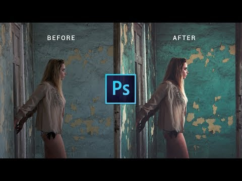 Photoshop Cc Tutorial: Advance Use Of Camera RAW Filter In Photoshop