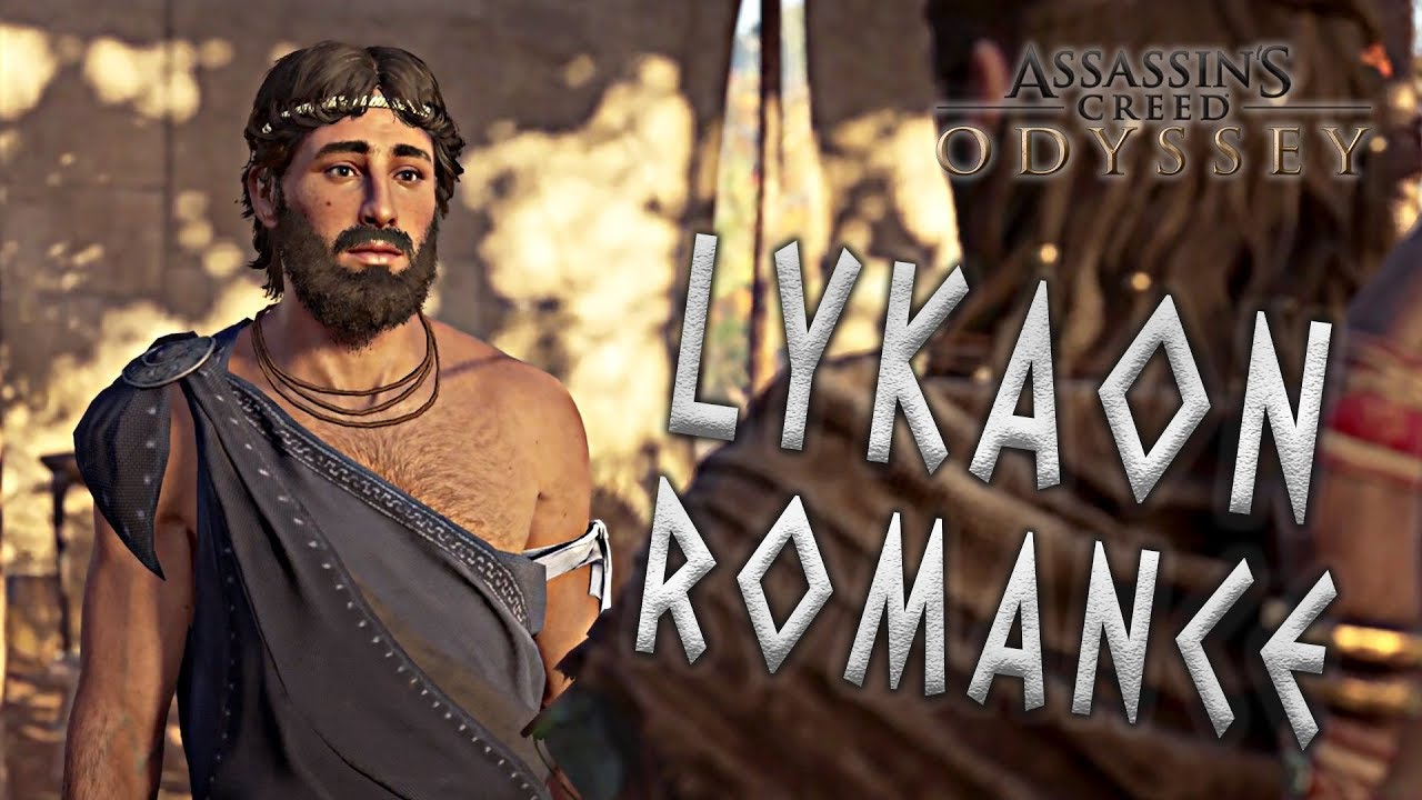 Assassin S Creed Odyssey Lykaon Doctor Romance Full Gay