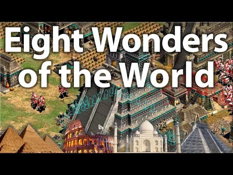 The Eight Wonders Of The World!