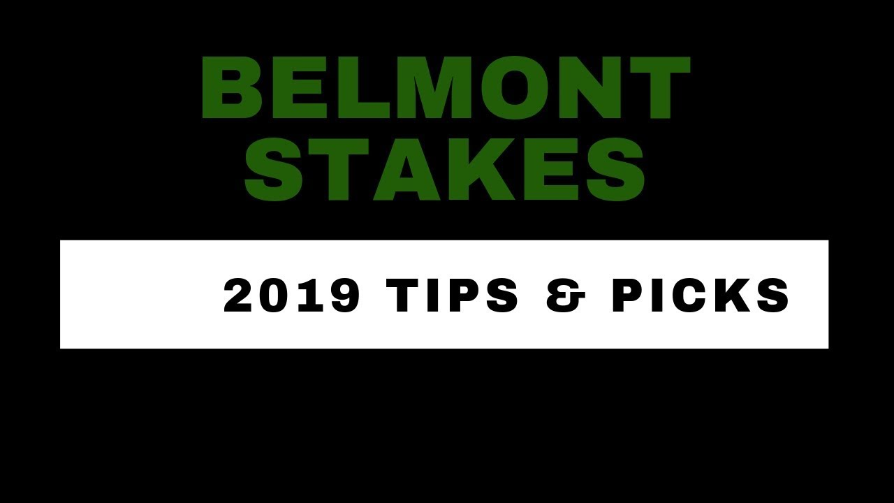 2019 Belmont Stakes Picks and Tips