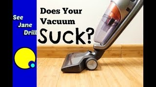Don't Throw Away Your Broken Vacuum