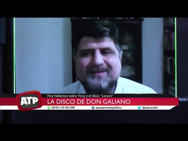 La disco de Don Galiano - Episodio 10 - ATP 23 10 20