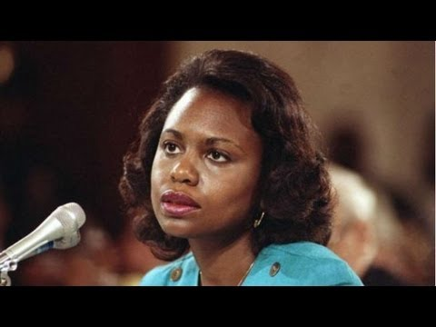 Anita Hill Testimony: Clarence Thomas Second Hearing Day 1 (1991)