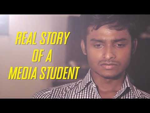 Story Of A Mass Media Student Reality Of Media_Unscripted_Speech