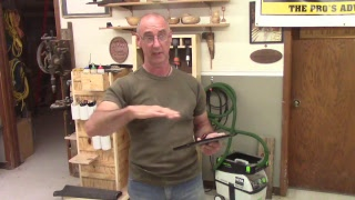 WWGOA Live: May 2018 Woodworking Q&A with George Vondriska