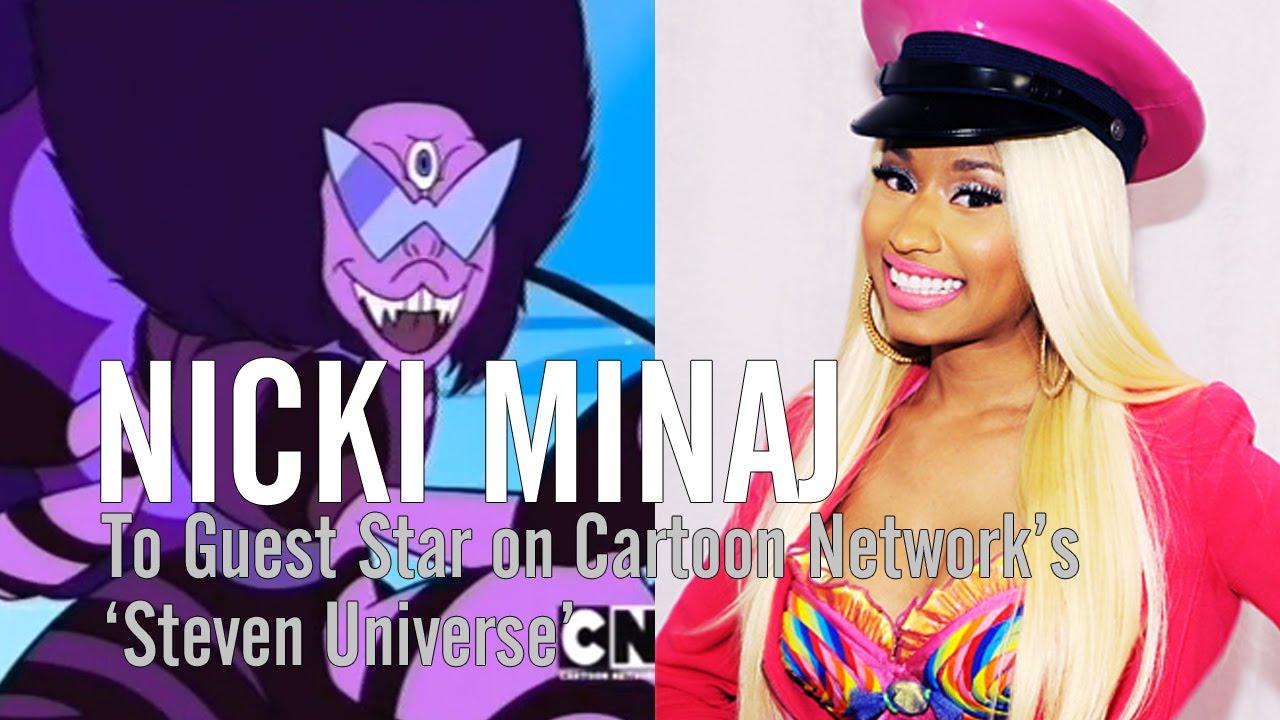 Nicki Minaj to Guest Star on Cartoon Network's Show 'Steven Universe'