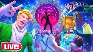 Fortnite x Travis Scott Concert LIVE Event