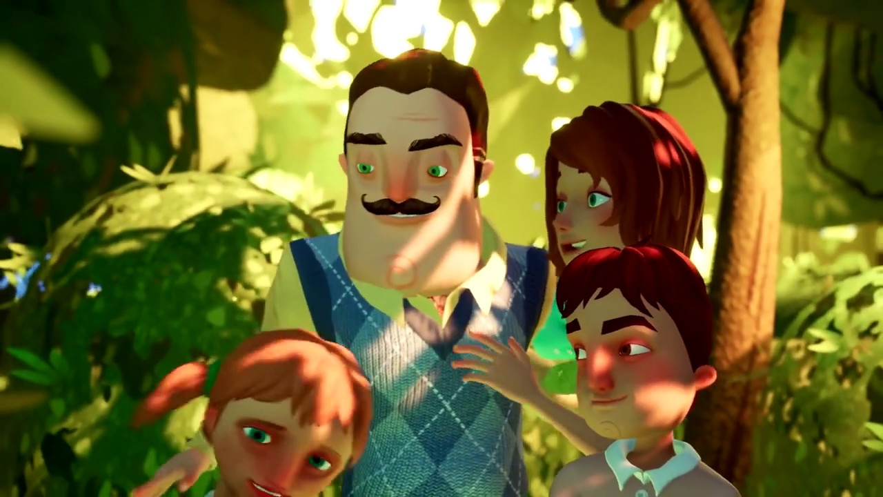 Hello Neighbor Hide And Seek Out Now On Consoles Mobile