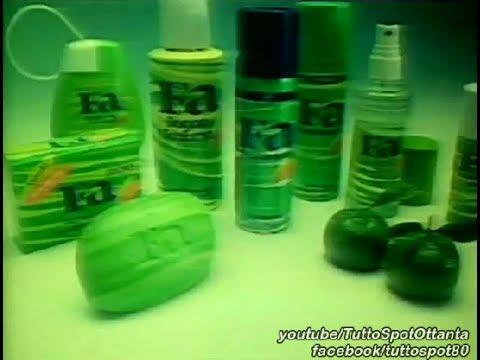 Spot sapone fa al lime dei caraibi 1978 rarit youtube for Bagnoschiuma v