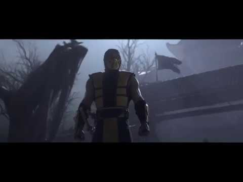 Mortal Kombat  - Cinematic Trailer with Main Theme (Dimitri Vegas - You&#;re Next)