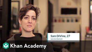 LearnStorm Growth Mindset: Salon owner on her career journey