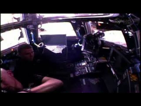 Rendezvous and Grapple Of The SpaceX CRS 4 Dragon Capsule - The Best Documentary Ever
