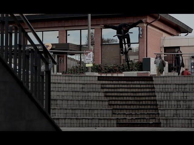 Volume BMX: Yann Navarro's Toulouse France Video