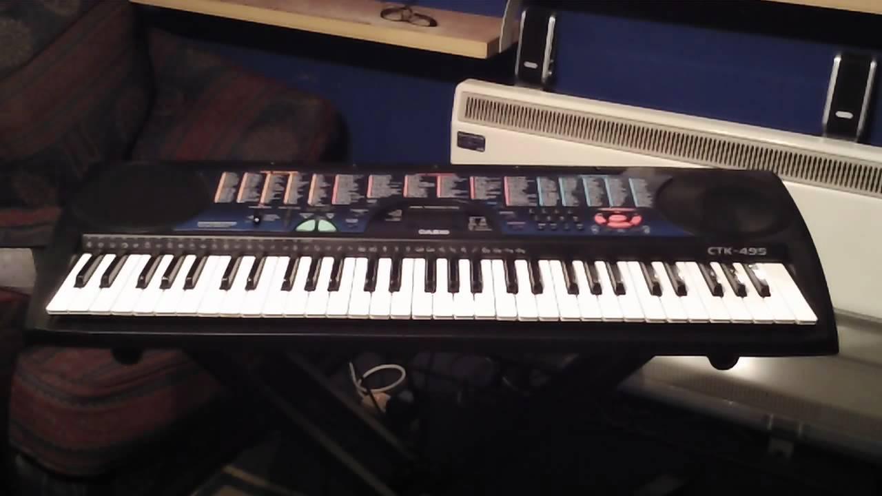 Yamaha Electric Piano Demo Songs