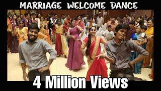 Marriage welcome dance in pondicheery - Nonstop dance crew