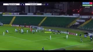 Melhores Momentos - FIGUEIRENSE 2 X 2 JUVENTUDE Campeonato Brasileiro  Série B 2017