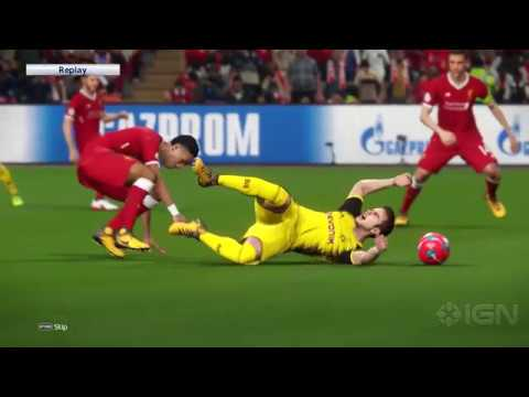 PES 2018 Full Match of Final Game in 4K
