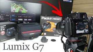 Nouvelle caméra 4K !  Lumix G7 + 14-140mm