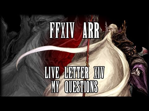 ffxiv live letter ffxiv arr live letter xiv topics amp date revealed my 51630