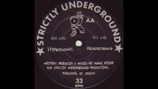 Fantasy UFO-Headstrong