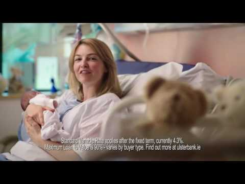 Ulster Bank Mortgages TV Ad Republic of Ireland May 2015