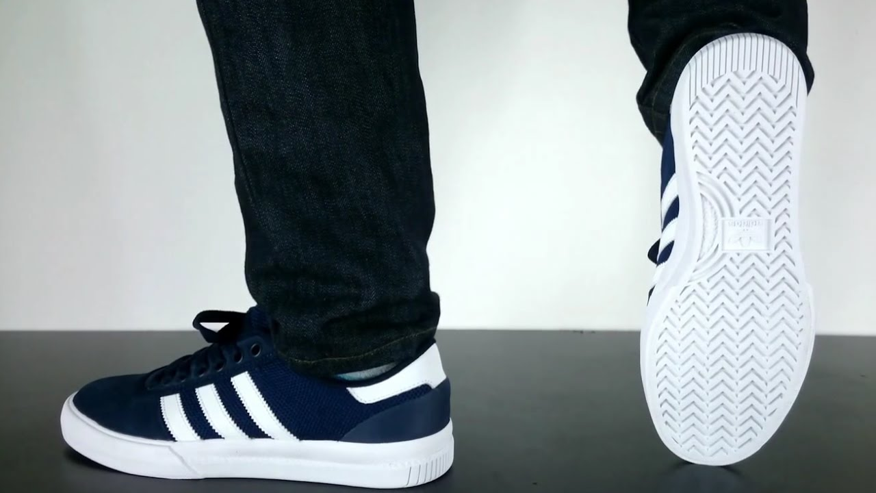 more photos 10328 6b438 ADIDAS SKATEBOARDING LUCAS PREMIERE ADV collegiate navy ft white scarlet