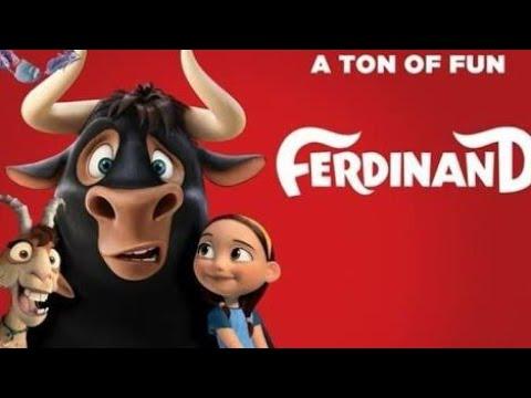 💿TOURO FERDINANDO(FILME COMPLETO E DUBLADO) EM DVD BLUERAY