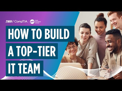 How to Build a Top-Tier Government IT Team   PTI Cyber Leader Summit Highlights, Ep. 7