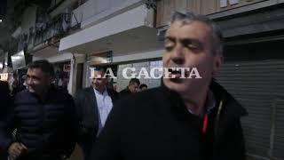Fuerte cruce entre Bussi y Cano luego del debate de candidatos a gobernador