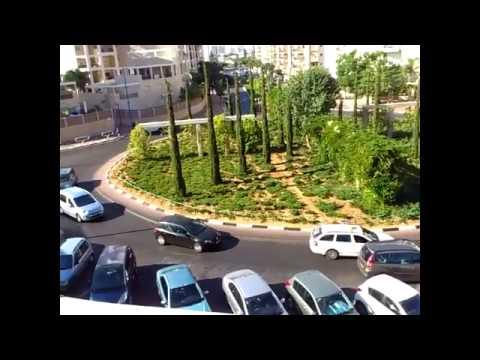 KIKAR SHEVET LEVY - ASHDOD - כיכר שבט לוי - אשדוד
