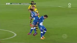 Borussia Dortmund 3:2 Hoffenheim - DFB Pokal - 2014/2015 - Ganzes Spiel | iNFinltYx91