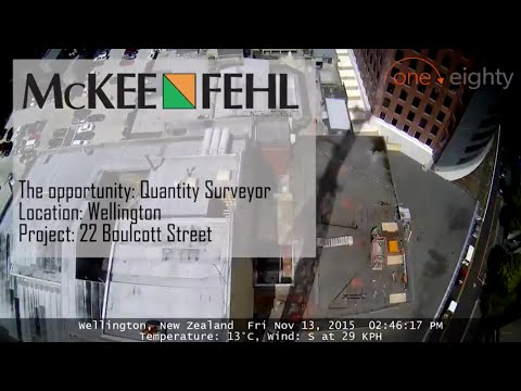 Quantity Surveyor opportunity with McKee Fehl
