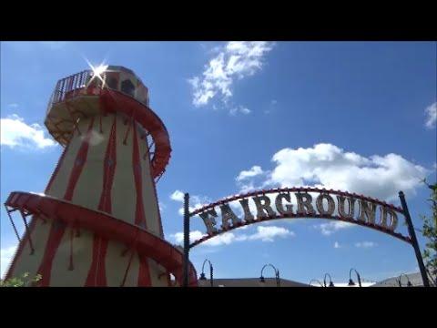 Sir Billy's Traditional Fairground - Butlin's Bognor Regis