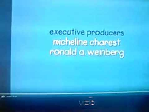 Caillou Ending Credits 1997 High pitch
