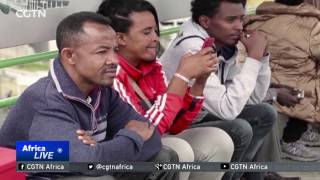 CGTN : Chinese Constructed Light Railway Expected to Ease Congestion in Ethiopia
