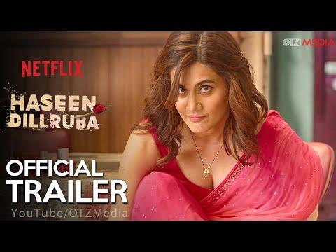HASEEN DILRUBA Official Trailer | Taapsee Pannu, Vikrant, Harshvardhan | Netflix