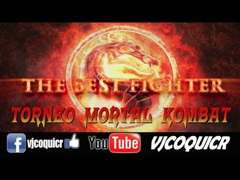 Torneo Mortal Kombat 9 Game Fest 2013