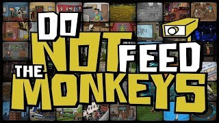 DO NOT FEED THE MONKEYS! Digital Voyeur Simulator :: A Geek's Peek Live - First Look Gameplay